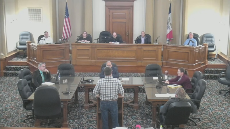 Ottumwa's City Council reviews the last year of COVID, approves a bridge inspection, a grant...