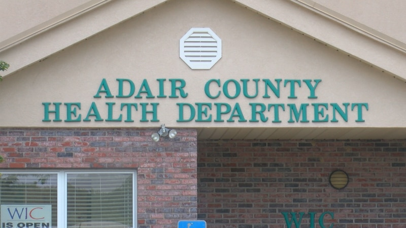 The Adair County Health Department announced they found a delta variant of COVID-19 due to...