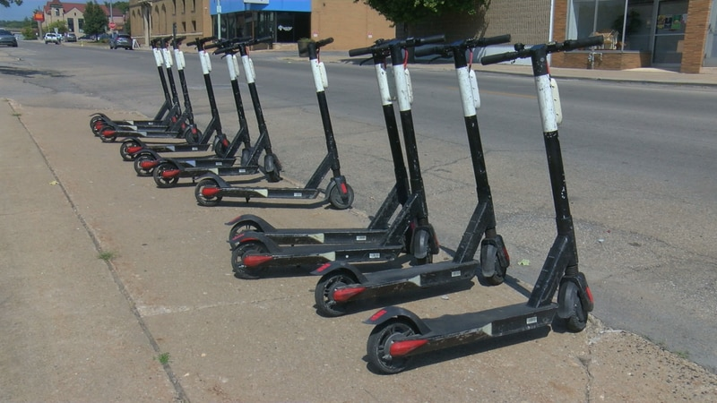 A month with Bird scooters in Ottumwa. Local law enforcement says the scooters have caused no...