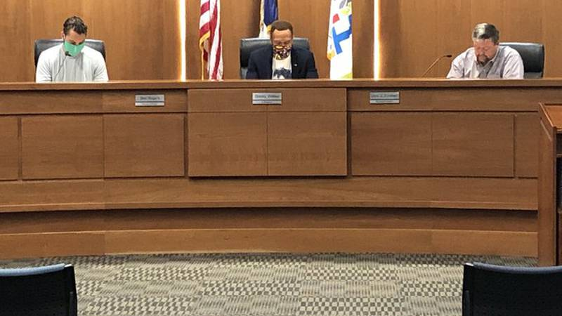 Board of Supervisors reinstate mask mandate in county facilities.