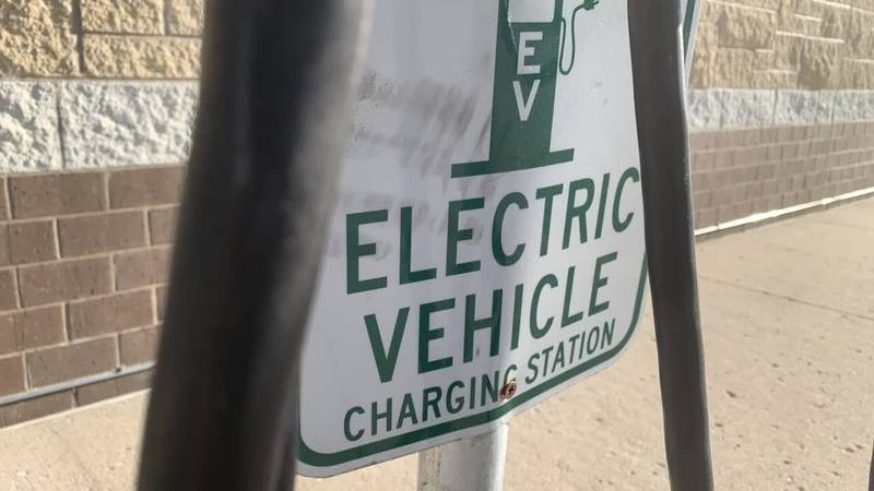 VEHICLE CHARGING STATION IN FAIRFIELD