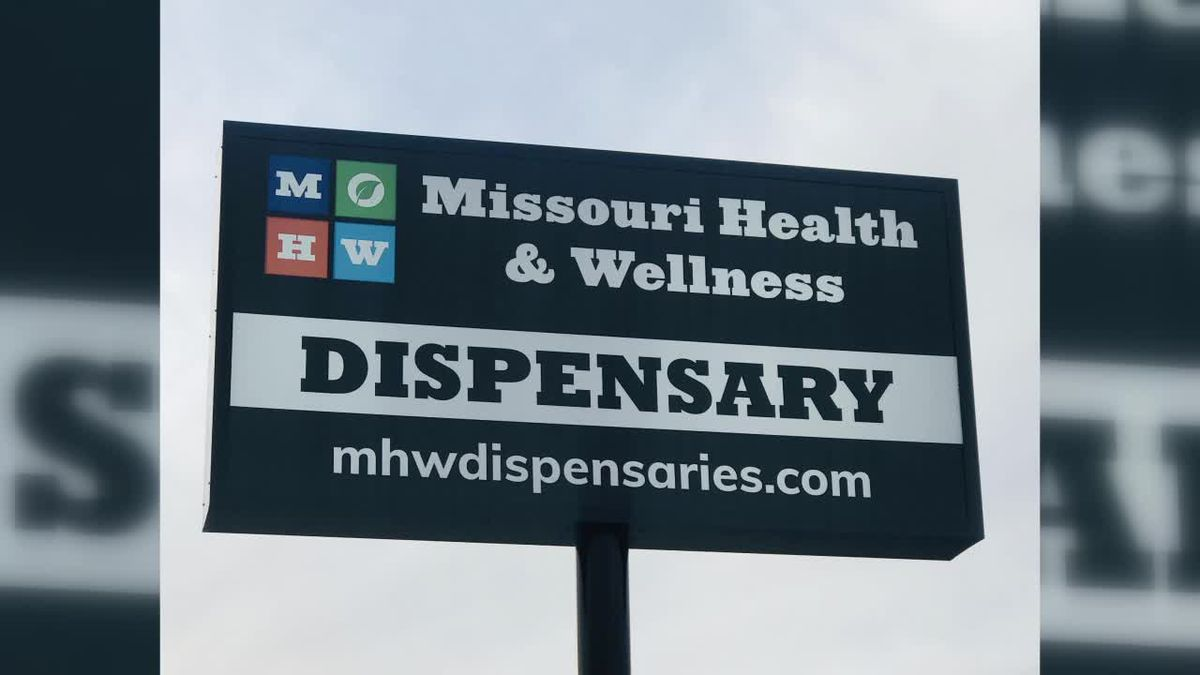 Missouri Health and Wellness dispensary opens