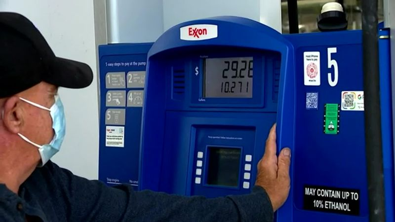 According to GasBuddy, the national average price of gasoline has gone up for the fourth week...