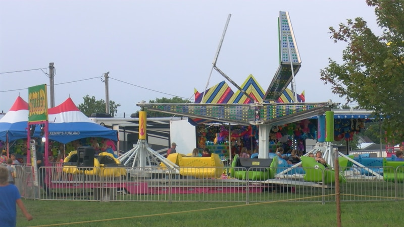 The fair goes until Saturday, capping off with a Lynyrd Skynyrd tribute band that evening.