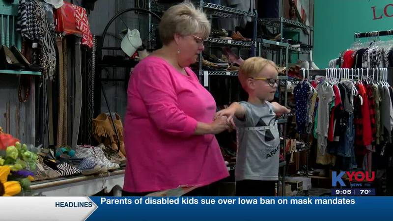 OTTUMWA BUSINESS OWNER CELEBRATES 9 YEARS IN BUSINESS