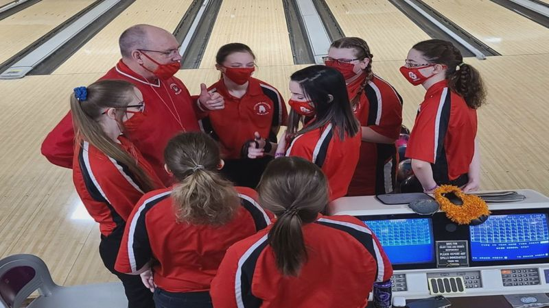 On Tuesday, the Ottumwa girls bowling team won the 2021 state championship, giving the program...
