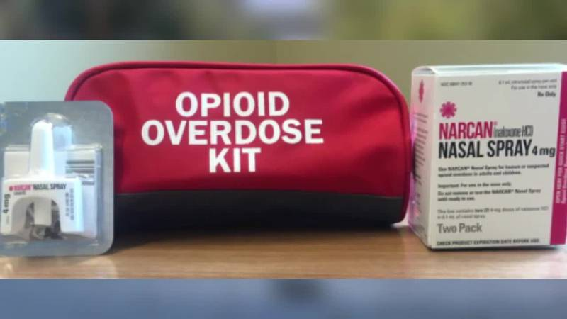 Narcan is distributed to those who overdose from the drug. Most do not go to the hospital.