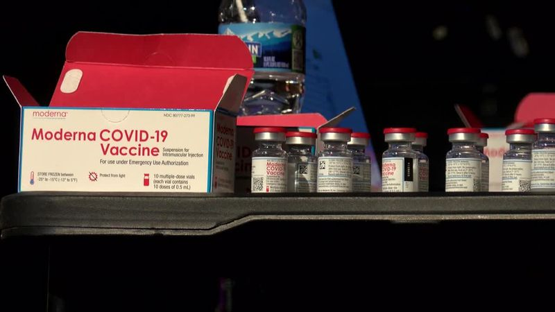 ADAIR COUNTY RESIDENTS RECEIVE 2ND DOSE