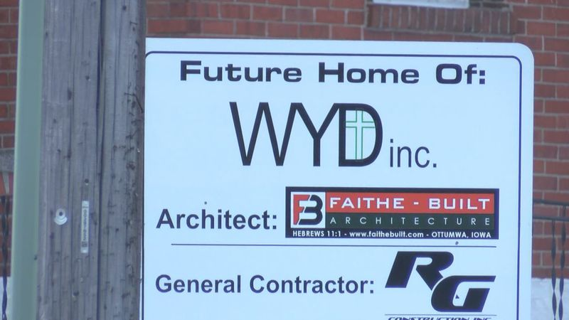 The COVID-19 has delayed the opening of what is going to be a southeast Iowa homeless shelter.