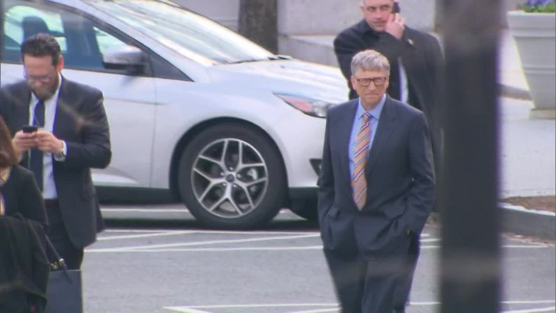 A new report details that when Bill Gates left Microsoft, the board was investigating him for...