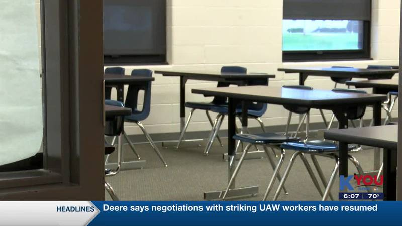 Substitute shortages are forcing school districts to come up with workarounds to fill absent...