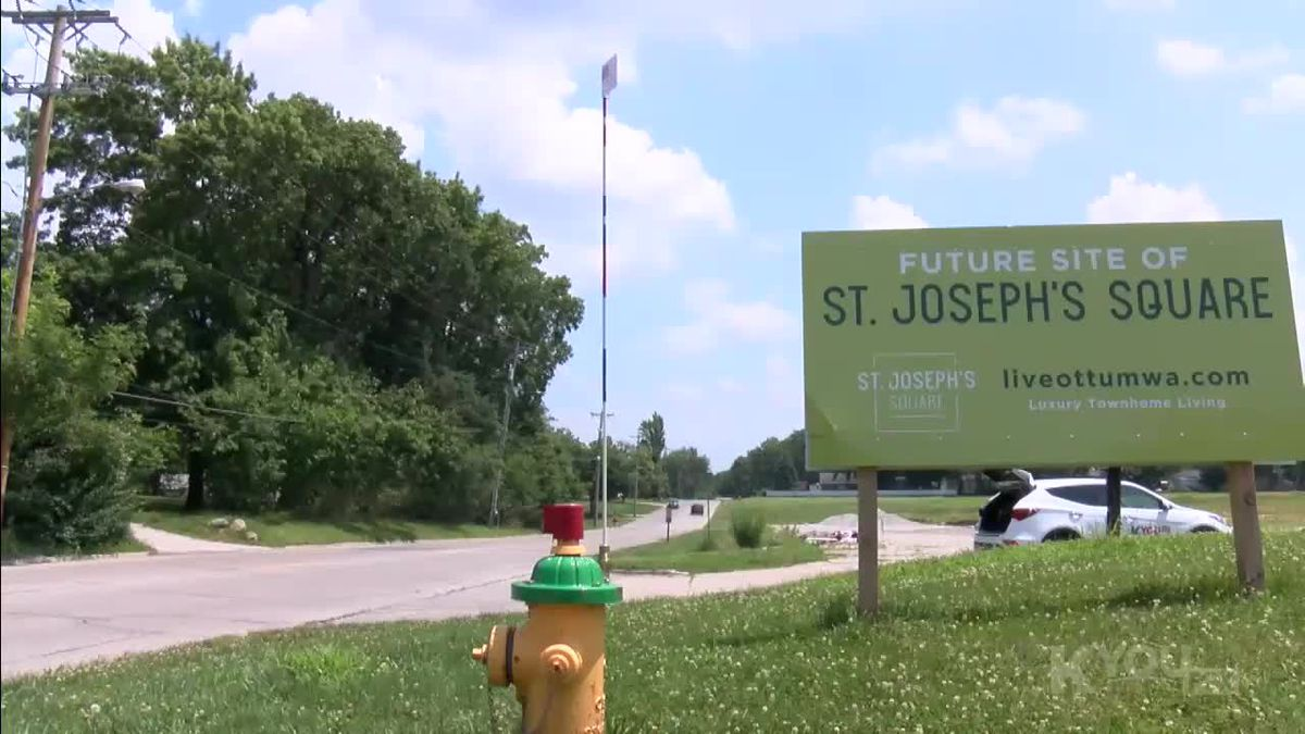 After the demolition of St. Joseph's hospital in the summer of 2019, the lot has stood vacant....