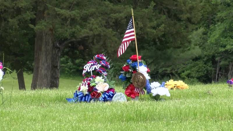 MEMORIAL DAY SERVICE IN FAIRFIELD, IA