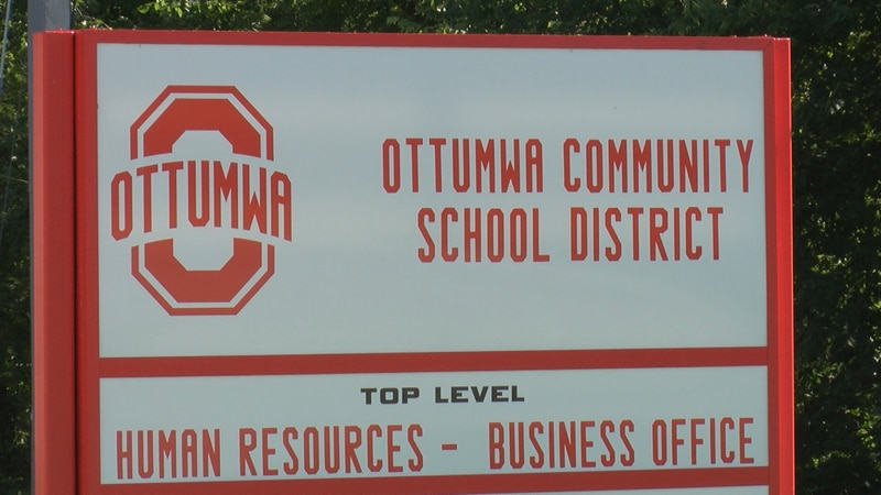 With rising COVID numbers and concerns about limited staff, Ottumwa Schools close on Monday and...