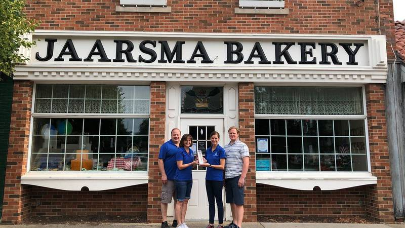 Jaarsima Bakery owners retire after 20 years.