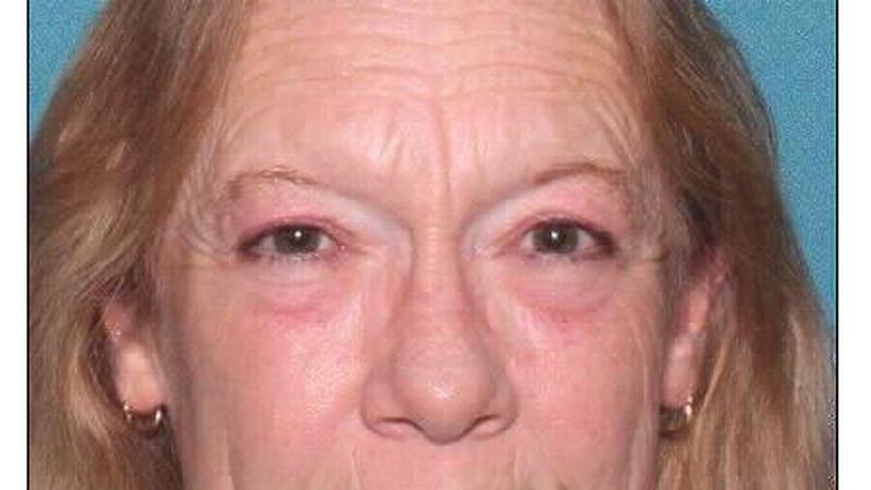 60 Year Old Ottumwa woman missing.