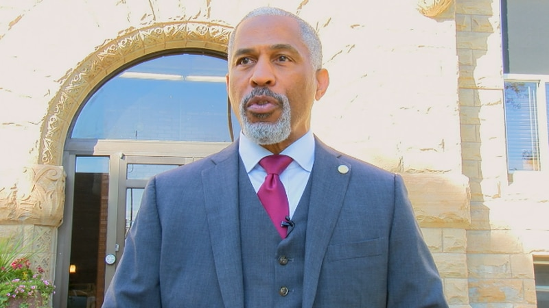 Paul Gandy runs for re-election