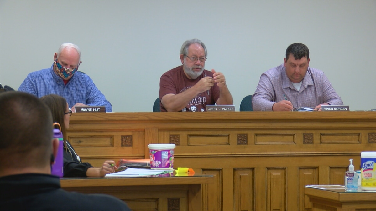 The Board ran canvassed the votes for Election Day, as well as other Wapello County business.