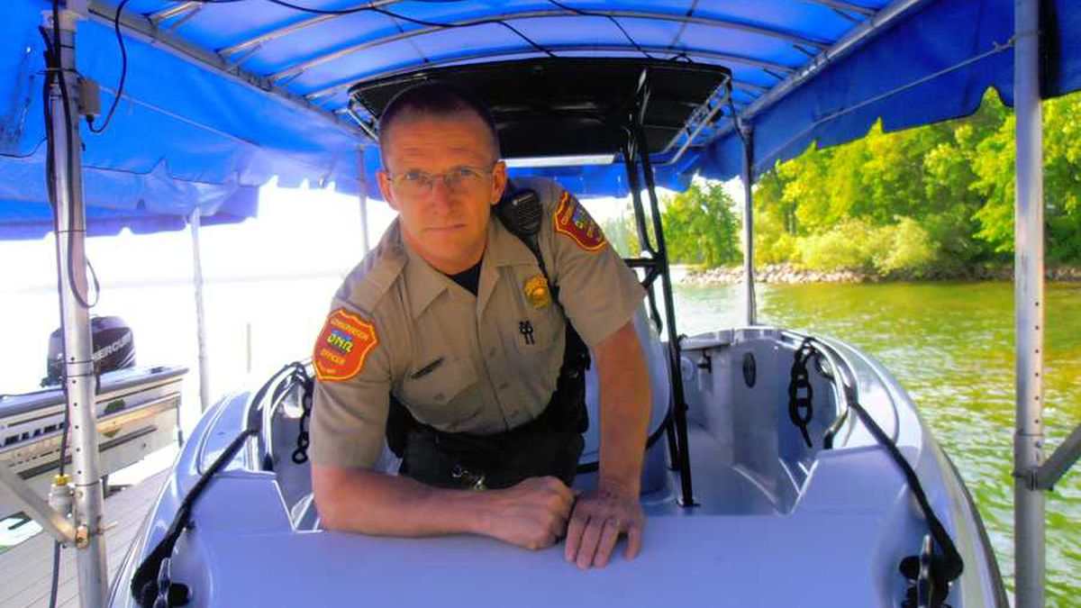 The Iowa Department of Natural Resources has confirmed that DNR Officer Steve Reighard died...