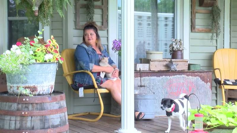 UNIONVILLE WOMAN RESCUES STRAY ANIMALS