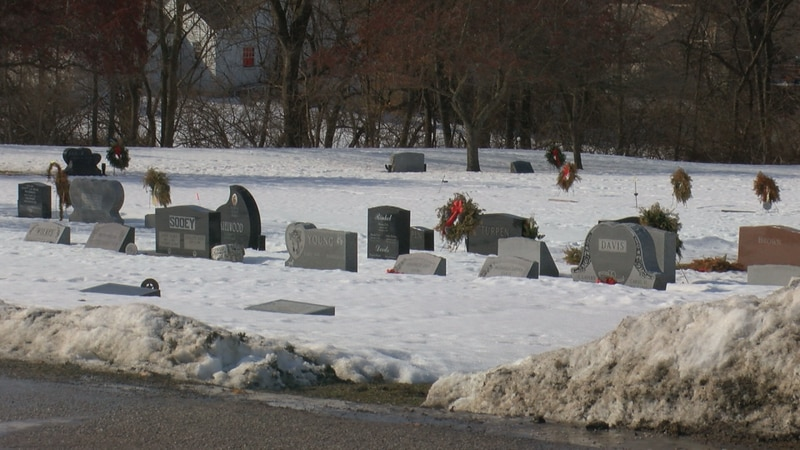 The City of Ottumwa will clean three graveyards beginning on March 1st.