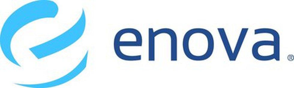 Enova International Logo (PRNewsFoto/Enova International, Inc.)